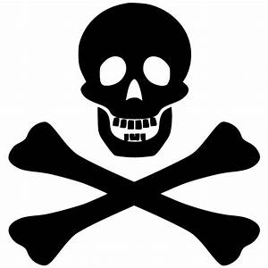 Death Skull Button Dead Symbol Svg Png Icon Free Download ...
