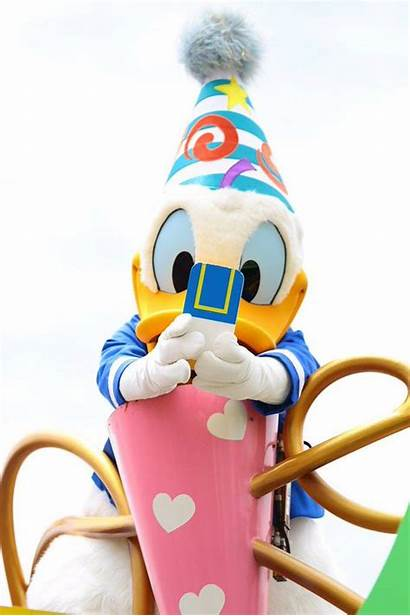 Disney Friends Cheese Duck Characters Donald Say