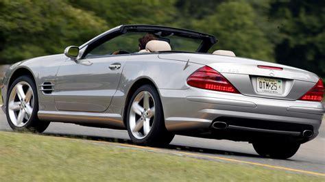 Prezzi valutati da autouncle 18 mercedes sl55 amg 2002 usate in vendita raccolte da oltre 450 siti valutazioni obiettive dal 2010. 2002 Mercedes-Benz SL-Class AMG Styling (US) - Wallpapers and HD Images   Car Pixel