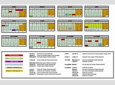 Nuevo calendario laboral para el sector de la construcción