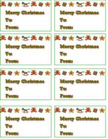 8 best images of personalized christmas tags free printable printable gift tags from santa