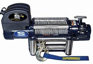 Superwinch Talon Winch 12 5 Review  12 5000 Lbs Capacity 161220 On Sale Now Electric Winch