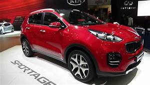 Sportage Gt Line : 2017 kia sportage gt line exterior and interior auto show brussels 2017 youtube ~ Gottalentnigeria.com Avis de Voitures