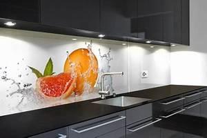 Plexiglas Küchenrückwand Ikea : glas in der k che die arbeitsplatte von heiler ~ Frokenaadalensverden.com Haus und Dekorationen