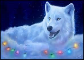 christmas wolf yorkshire rose photo 27764386 fanpop