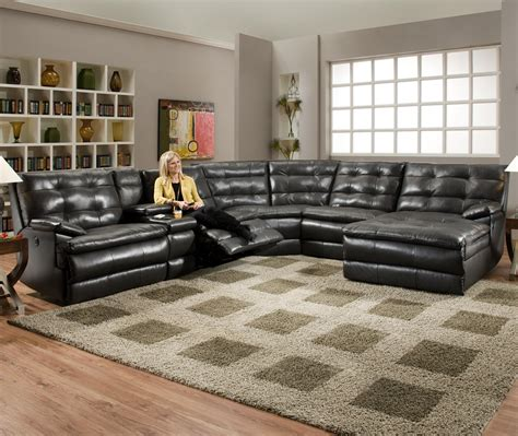 really big sectional sofas large sectional sofas with recliners sectional leather