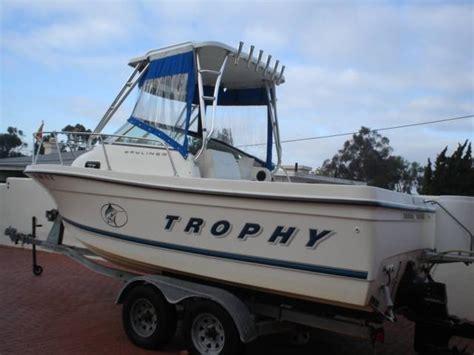 trophy bayliner 1999 22ft fishing boat 2008 bdoutdoors