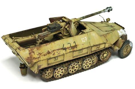 sd kfz 251 22 ausf d pakwagen by michael rinaldi armor germany