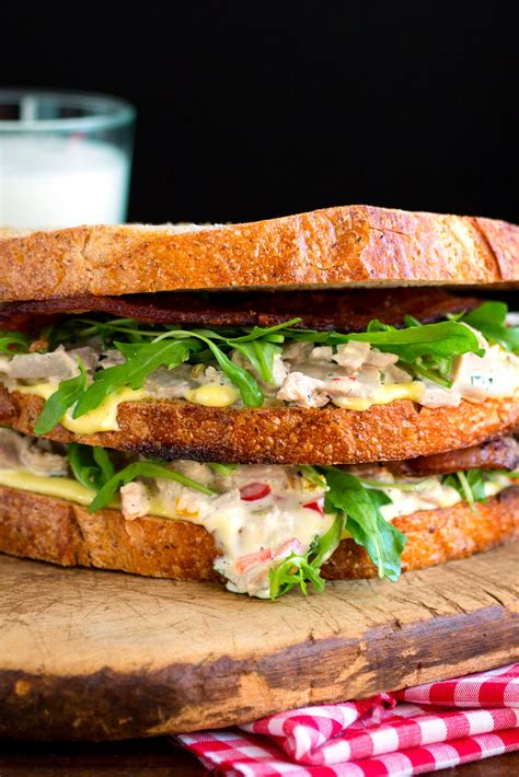 union square cafes tuna club sandwich recipe nyt cooking