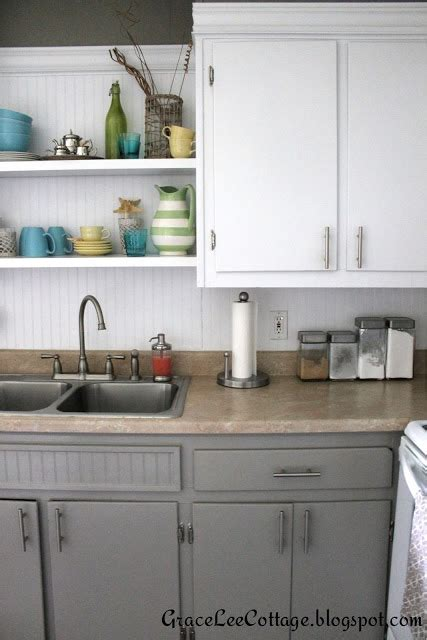 kitchen remodel keeping old cabinets grace lee cottage updating old kitchen cabinets