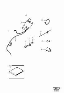 Volvo Xc90 Manual  Relay Electric Engine Block Heater