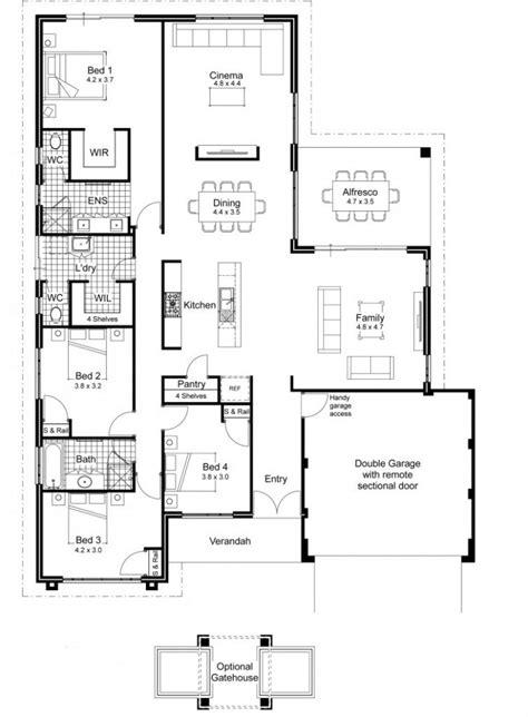 5 Bedroom House Plans Australia by Inspirational Modern Australian House Plans New Home