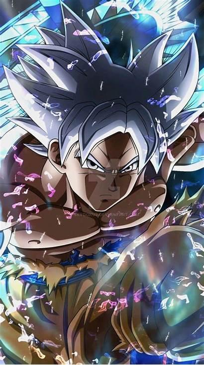 Goku Instinct Ultra Wallpapers Phone Cave