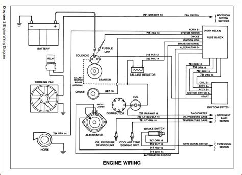 Jeep Alternator Wiring Diagram Technical Diagrams