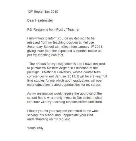resignation letter templates beautiful resignation letter templates cover letter exles 11738