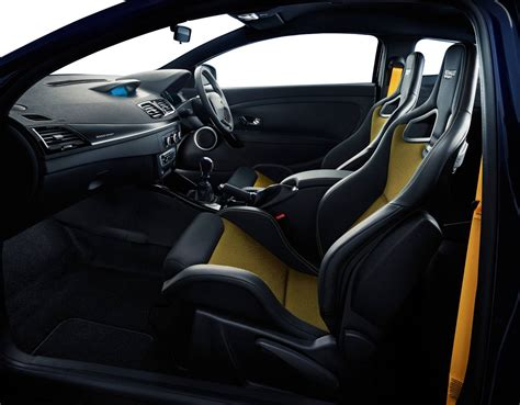 renault sport interior renault megane r s 265 sport editon on sale from 36 990