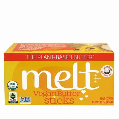 Melt Butter Plant Based Sticks Organic Spread