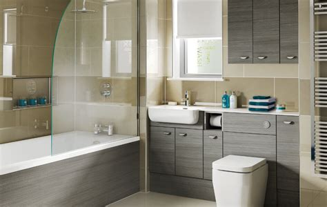 Tempo Fitted Bathroom, Ashgrove Fitted Furniture Bathrooms
