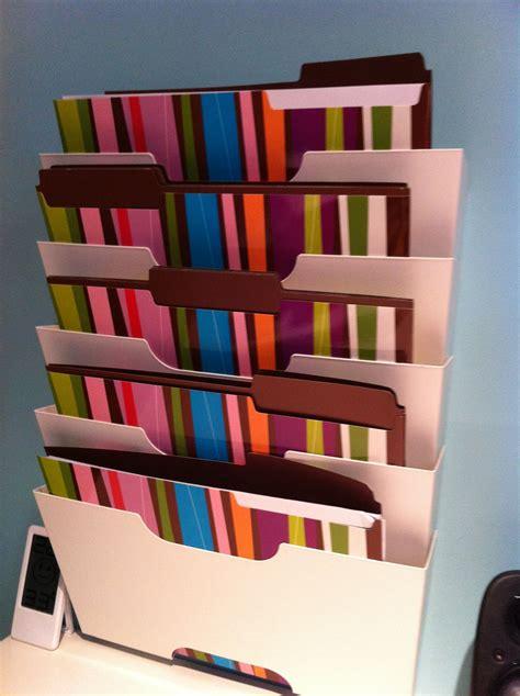 Love My Ikea Folder Holders With The Cute File Folders I