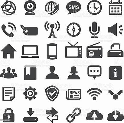Technology Icons Vector Icon Social Series Vectors