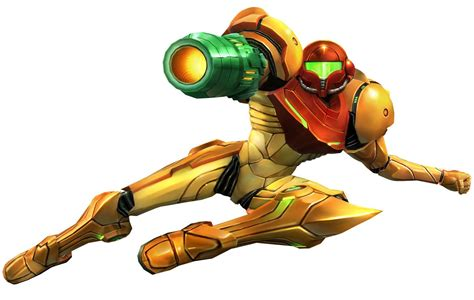 Samus Action Pose Metroid Prime Art And Pictures