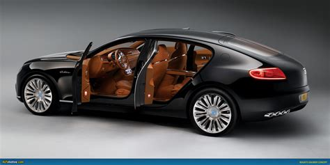 Bugatti Sedan by Ausmotive 187 Galibier The Best Luxury Sedan In The World