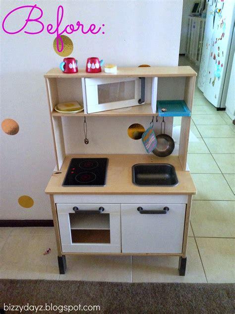 bizzydayz kids kitchen makeover