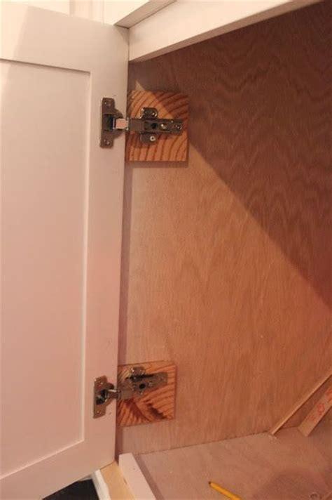 diy built ins series   install inset cabinet doors