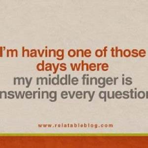 Bad day quote | Funny stuffff | Pinterest