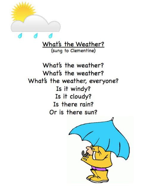 best 25 weather song ideas on songs about 276 | dccadb57e5002d1b9549df3e5e199c2a weather crafts preschool weather