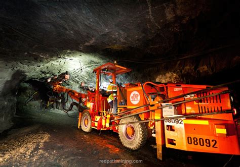 contract mining contract mining the redpath