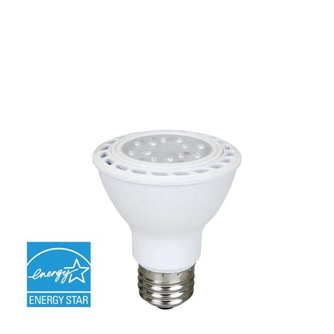 dimmable led flood lights euri lighting 50w equivalent warm white par20 dimmable led