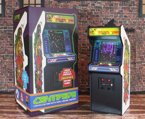 Bring The Arcade Home With The Replicade X Centipede Mini