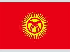 Kyrgyzstan Flag and Description