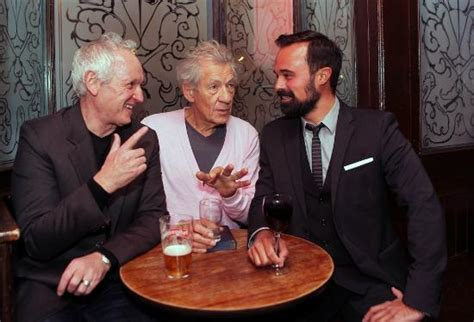 Pub Owners Sean Mathias, Sir Ian McKellen & Evgeny Lebedev ...