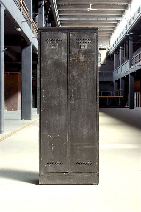 Spind Metall Vintage by Metall Spind Retro Wohn Design