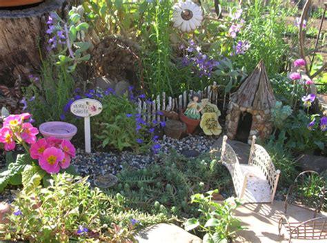 creating a secret garden how to build a fairy garden