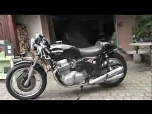Honda Cb 750 Four : cafe racer honda cb 750 four youtube ~ Jslefanu.com Haus und Dekorationen