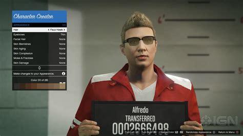 Gta 5's New Character Customization