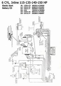 Wiring Diagram For A 1971 115 Merc Page  1