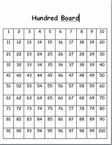 Ar Chart In Spanish Skip Counting Using A Hundred Board Teaching Counting