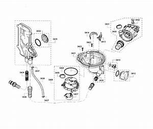 Bosch Model Shx68t55uc  02 Dishwasher Genuine Parts