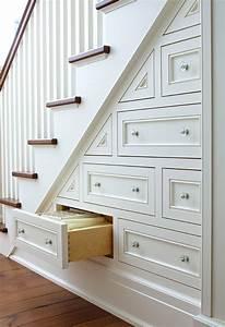 Treppe Mit Schubladen : die wohngalerie schubladen unter treppe raffinierter stauraum ~ Watch28wear.com Haus und Dekorationen