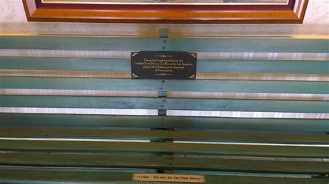 Walt Disney Bench thinking about walt disney s bench boing boing