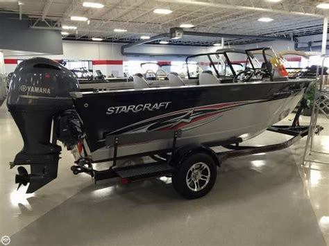 Used Aluminum Boats For Sale by Used Starcraft Aluminum Fish Boats For Sale Boats