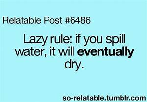 17 Best images about lazy rule on Pinterest   Funny ...