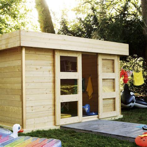 Cabane de jardin : toutes nos explications pour une pièce