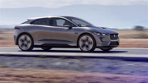 Jaguar I Pace Concept Greencarguidecouk