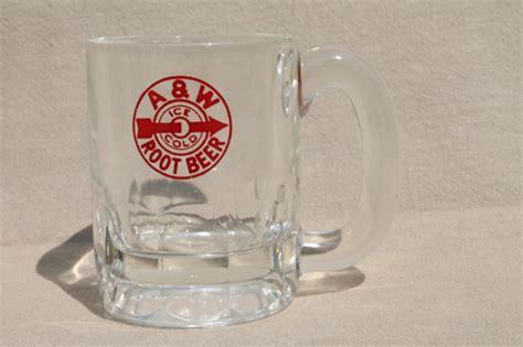 vintage aw root beer mug baby beer glass root beer mug