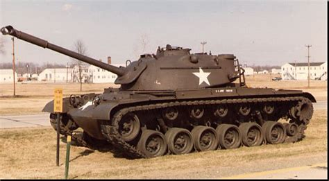 The M48 Patton Was The Last Tank To Be Named After General